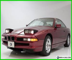 1991 BMW 8-Series 850i for Sale