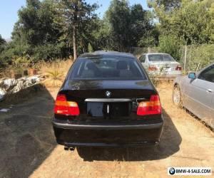 2002 BMW 3-Series Sedan for Sale
