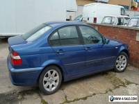 breaking bmw 320d 2002 model e46 diesel