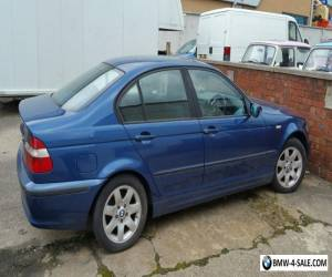breaking bmw 320d 2002 model e46 diesel  for Sale