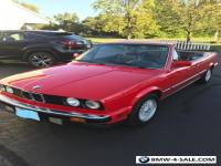 1990 BMW 3-Series Cabrio