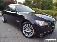 2011 BMW 7-Series XDRIVE AWD PREMIUM SPORT-EDITION(TWIN TURBO)