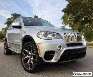 2013 BMW X5 PREMIUM RARE OPTIONS 23K MILES FACTORY WARRANTY for Sale