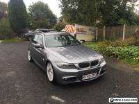 BMW 330D M SPORT TOURING MANUAL 2009 FSH EXCELLENT CONDITION