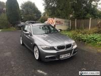 BMW 330D M SPORT TOURING MANUAL 2009 FSH EXCELLENT CONDITION