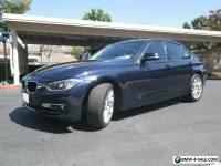 2012 BMW 3-Series Sedan 4 Door