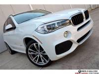 "2016 BMW X5 sDrive35i M Sport Premium 20"" Wheels Surround View"