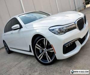 2016 BMW 7-Series 740i M Sport DAP Plus DAP II 20-inch Wheels for Sale