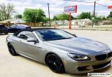 2013 BMW 6-Series M PACKAGE for Sale