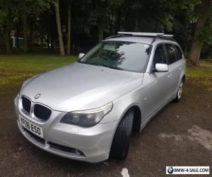 BMW 525d E61 2006 for Sale