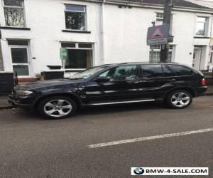 BMW X5 3.0 diesel sport  for Sale
