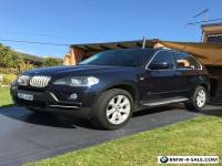 2008 BMW X5 E70 4.8i V8 with RWC & 9 months Vic Reg, highly optioned luxury SUV