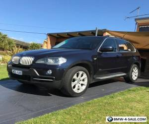 2008 BMW X5 E70 4.8i V8 with RWC & 9 months Vic Reg, highly optioned luxury SUV for Sale