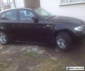 2006 BMW 1 Series 116i  5dr Runs and drives Spares or repairs for Sale