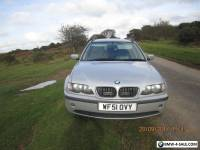 BMW 320i SE Touring Spares & Repairs Only - located S.E. Cornwall