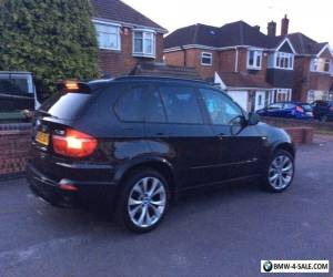 2009 09 BMW X5 3.0 XDRIVE35D M SPORT 5D AUTO 282 BHP DIESEL for Sale