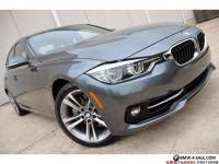 2016 BMW 3-Series Sedan LOADED Sport Tech Navi Head Up HK Sound DAP