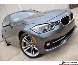 2016 BMW 3-Series Sedan LOADED Sport Tech Navi Head Up HK Sound DAP for Sale