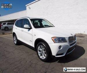 2011 BMW X3 xDrive35i for Sale