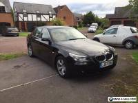 BMW 525i SE, reg 57, Full Service History, Loads of extras
