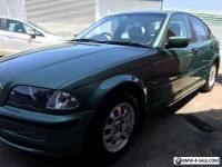 1998 BMW 318 Auto Sedan