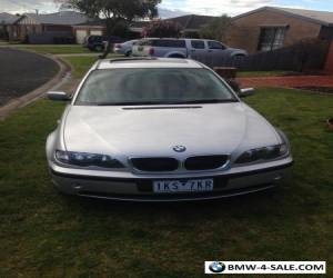 2003 BMW 318i Auto Sedan 12 months reg and rwc . great condition  for Sale