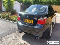 BMW M5 E60 FOR SALE..... INCREDIBLE CAR!