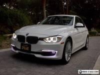 2012 BMW 3-Series 328i