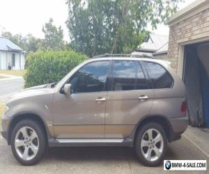 BMW X5 E53 diesel turbo for Sale