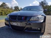 BMW E90 335i M Sport Sedan 3 Series