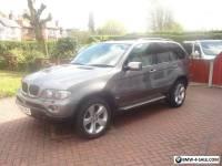 2005 05 BMW X5 3.0D SPORT NO SWAP 4X4 M3 M5 Q7 RR CONVERTIBLE NO RESERVE BARGAIN