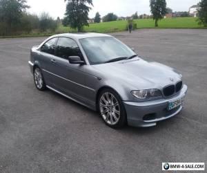 BMW 330cd AUTO M SPORT 2004 (250bhp+full MOT) for Sale