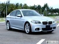 2015 BMW 5-Series 5 Series 535i M Sport