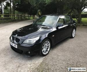 2005 BMW 525d M'sport 6 SPEED MANUAL for Sale