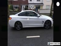 BMW 4 series m sport auto