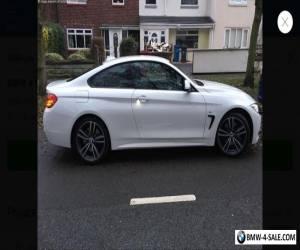 BMW 4 series m sport auto for Sale