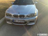 BMW: M3 CONVERTIBLE
