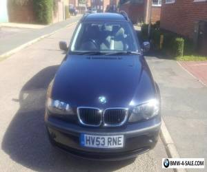 BMW 3 Series 2.0 320 SE Touring 5dr for Sale