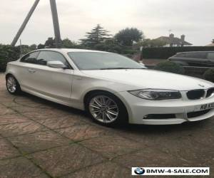 BMW 1 series coupe m sport for Sale