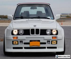 1987 BMW 3-Series Convertible for Sale