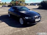 2007 LCI BMW E92 320I SE BLACK Manual Superb Condition GENUINE ALLOYS