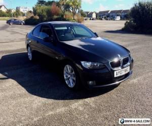 2007 LCI BMW E92 320I SE BLACK Manual Superb Condition GENUINE ALLOYS for Sale