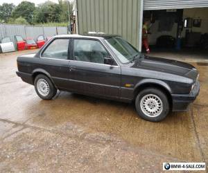 BMW e30 318I 2 door coupe  non sunroof model, maybe drift 325 m50 turbo project for Sale