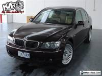 2005 BMW 7 Series 40i E65 6 Speed Automatic Sedan May Suit 3 & 5 Buyers - KLR