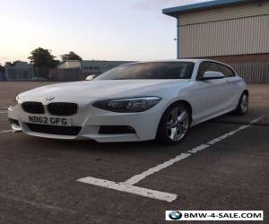 bmw 1 series 118D M Sport for Sale