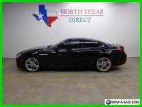 2015 BMW 6-Series 640i M Sport GPS Navi Camera Leather Heat Cool Sea