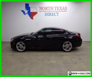 2015 BMW 6-Series 640i M Sport GPS Navi Camera Leather Heat Cool Sea for Sale