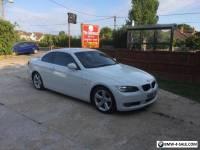 BMW 320D E93 2010 Convertible