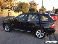 BMW X5 E53 Wagon. 2005 4.4l