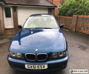2002 (51) BMW 525i SE Auto LOW mileage 73,000 for Sale